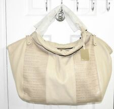 Furla Magnolia XL Shopper Bag Leather Torrone Taupe Made In ITALY