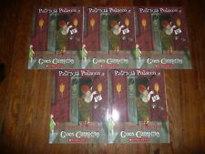 NEW Lot of 5 GRAVES FAMILY GOES CAMPING Polacco GUIDED READING Lit Circle