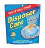 Disposer Care Garbage Disposal Cleaner Lemon Scent 4 / Packet