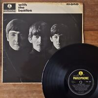 The Beatles With The Beatles (Parlophone PMC 1206) 1963 Vinyl 2nd UK Press