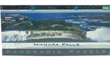 NIB Buffalo Games Niagra Falls 750 Piece 3ft Wide Panoramic Puzzle