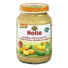 Holle - Kartoffeln, Kürbis & Zucchini - 190 g - 6er Pack