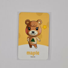 Amiibo NFC Karte Animal Crossing Mona / Maple 294 Switch Lite 3DS