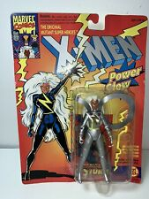 X-Men STORM Silver on Orange Card Marvel Comics Action Figure. NIP