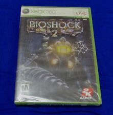 XBox 360 - BioShock 2 II ~ Brand New Factory Sealed ORIGINAL version Game