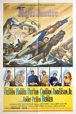 Major Dundee 1965 U.S. One Sheet Poster