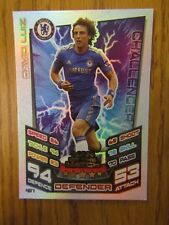 Match Attax 2012/13 - MOTM card - David Luiz of Chelsea
