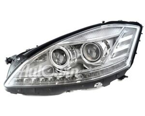 HEADLIGHT FOR MERCEDES BENZ S W221 BI XENON AFS LEFT A2218206139 A2218204339