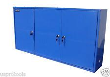 174 US PRO BLUE STEEL METAL WALL GARAGE STORAGE CUPBOARD TOOL CHEST TOOL BOX