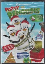 Party with the Penguins (DVD, 2009) New/Sealed, Free Shipping !!!