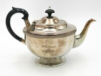 VINTAGE SILVER PLATED TEAPOT - SHEFFIELD <T94