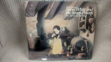 Walt Disney Snow White and the Seven Dwarfs An Art In It's Making Book ShipsFree