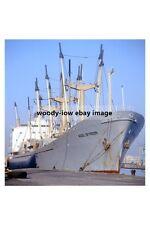 mc4242 - Greek Cargo Ship - Agios Spyridon , built 1976 ex Firbank - photo 6x4