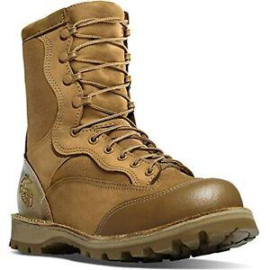 Danner Men's USMC Rat 8-Inch Gore-TEX� Mojave Nubuck Leather 10.5 W Brown