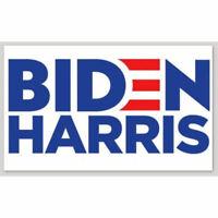 Joe Biden Kamala Harris For President 2020 '20 Red White Blue 3x5 Vinyl Sticker