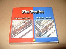 The Beatles 1962-1966 The Beatle 1967-1970 4 cd 54 track 2009 digipaks Rare