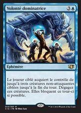 MTG Magic C14 - Domineering Will/Volonté dominatrice, French/VF