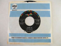 "JAY TRAYNOR COME ON + 1, 7"" 45 NORTHERN SOUL RARE MYSTICS JAY AND THE AMERICANS"