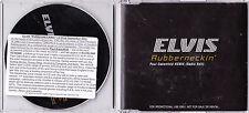 Elvis Presley - Rubberneckin' - Scarce 1trk promo Paul Oakenfold remix CD