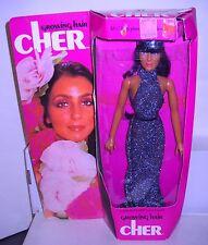 #4193 NRFB Vintage MEGO Growing Hair Cher Celebrity Doll