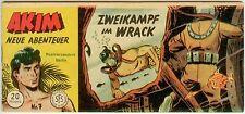 Akim - Neue Abenteuer (Lehning, picc.) Nr. 7 - Zust. 1