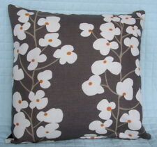 "Cushion Cover/16""x16""/John Lewis WALLFLOWER Fabric"