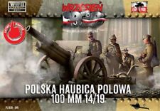 First to Fight 1/72 Skoda 100mm 14/19 Polish Howitzer # 049