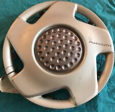 "1992 1993 1994 Plymouth Laser 485 14"" DIMPLED Wheel Cover Hubcap Hub Cap oEM oe"