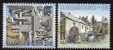 LUXEMBOURG MNH 1997 Watermills