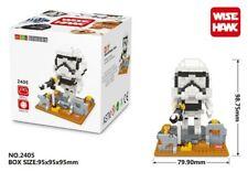 Storm Trooper Wise-hawk Nano Block Starwars Building blocks Gift Disney