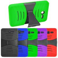 Tough Armor Defender Box Kick Stand Case Cover For Alcatel One Touch PIXI 3 7 7""