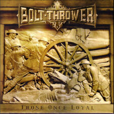 BOLT THROWER - Those Once Loyal LP black NEUWARE