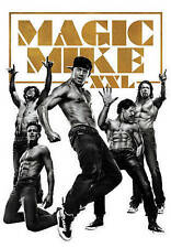 MAGIC MIKE XXL DVD Movie Channing Tatum * Free Shipping! *