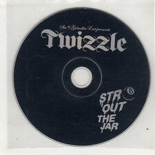 (GW720) Twizzle, Str8 Out The Jar - DJ CD