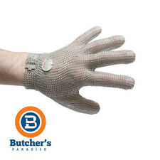 BUTCHER'S NIROFLEX 2000 MESH GLOVE *PLUS FREE GLOVE TENSIONER - MADE IN GERMANY