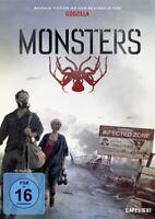 MONSTERS ---- EDWARDS,GARETH   DVD NEUF