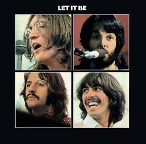 The Beatles - Let It Be [New Vinyl LP] 180 Gram, Rmst, Reissue