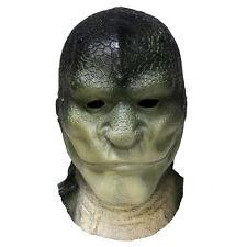Latex Lizardman Super Hero Fancy Dress Carnival Party Theater Props Mask