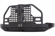 Jeep Wrangler JK XRC Atlas Rear Bumper With Tire Carrier 07-17 Smittybilt 76896