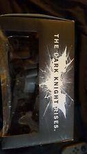 """Mez-Itz 2"""" Scale Batmobile & Batman, Dark Knight Rises Tumbler"""