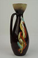 Vintage 50er Vase Krug Kanne Keramik German Ceramic Rockabilly Blumenvase 60er