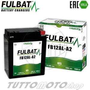 BATTERIA FULBAT GEL FB12AL-A2 = YB12AL-A2 12V BMW F 650 GS Dakar 2001 2002 2003