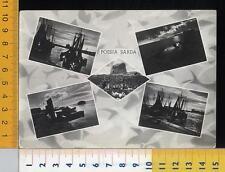 44638] CAGLIARI - POESIA SARDA - VEDUTE _ 1952