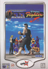 VIRTUA FIGHTER Vintage Classic Virtual Fighting Rare PC Game - BRAND NEW