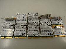Realtek RTL8191SU WN6607LH 802.11n + USB Wireless Mini PCI-e Card Lot of 10
