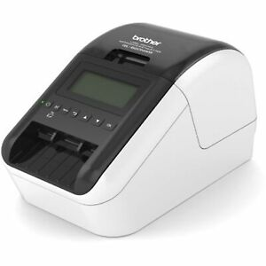 Brother QL820NWB Label Printer - Direct Thermal - Monochrome QL-820NWB