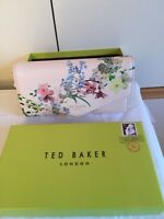 Ted Baker Dusky Pink Leather Pergola Purse New with tags In Gift Box /l