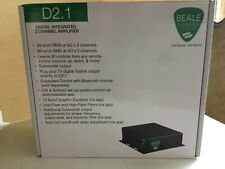 Beale Street Audio D2.1 Class D Amplifier