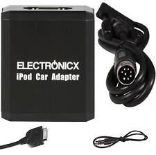 Adapter Aux IPHONE IPAD Ipod CD Changer Honda Acura Alpine M-BUS