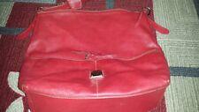 Red dooney and bourke large shoulder bag